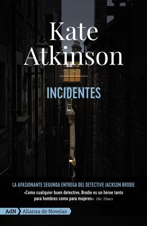 INCIDENTES [ADN]