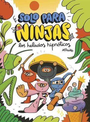 LOS HELADOS HIPNÓTICOS
