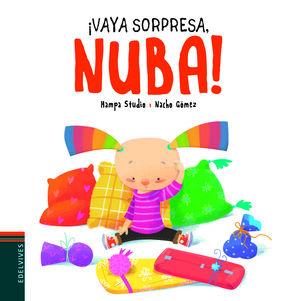 ¡VAYA SORPRESA, NUBA!