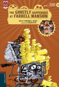 THE GHOSTLY HAPPENINGS AT FARRELL MANSION CD