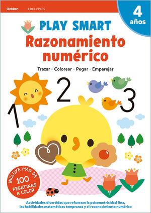 RAZONAMIENTO NUMERICO 4 AÑOS CUADERNO 5