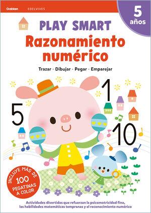 RAZONAMIENTO NUMÉRICO 5 AÑOS  CUADERNO 4