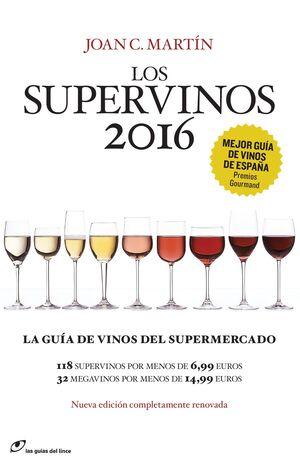 LOS SUPERVINOS 2016