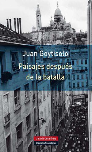 PAISAJES DESPUÉS DE LA BATALLA-RÚSTICA