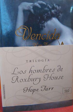 LOS HOMBRES DE ROXBURY HOUSE