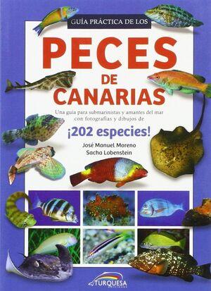 GUÍA PRACTICA PECES DE CANARIAS (202 ESPECIES)