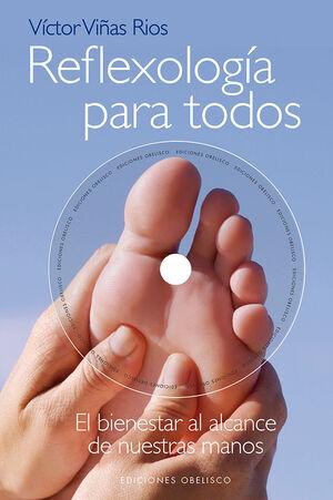 REFLEXOLOGÍA PARA TODOS + DVD