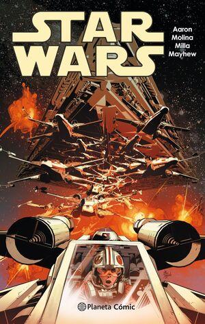 STAR WARS (TOMO RECOPILATORIO) Nº 04