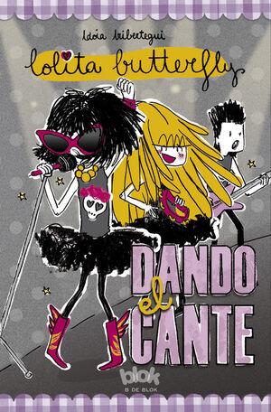 DANDO EL CANTE (LOLITA BUTTERFLY 4)