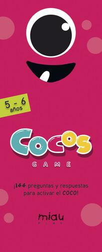COCOS GAME 5-6 AÑOS