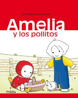 AMELIA Y LOS POLLITOS