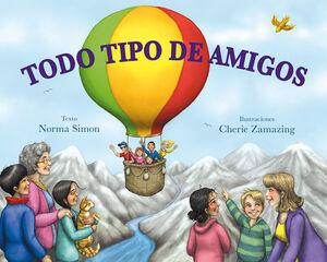 TODO TIPO DE AMIGOS