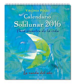 CALENDARIO SOLILUNAR 2016