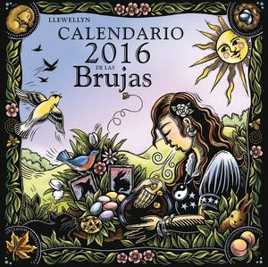 CALENDARIO DE LAS BRUJAS 2016
