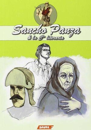 SANCHO PANZA & LA CÍA LITERARIA