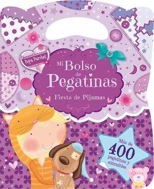 PEPA PARCHES BOLSO DE PEGATINAS