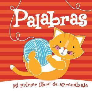MI PRIMER LIBRO DE APRENDIZAJE - PALABRAS