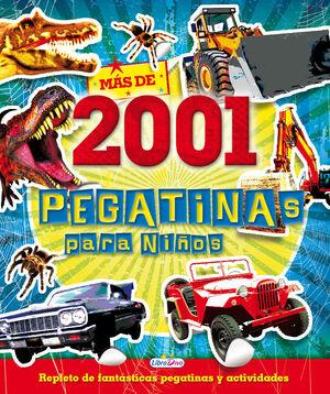 2001 PEGATINAS PARA CHICOS
