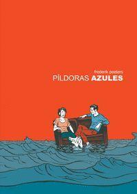 PILDORAS AZULES - SILLON OREJERO