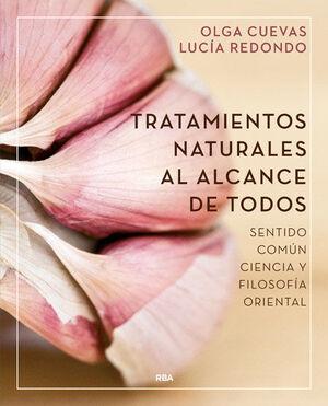 TRATAMIENTOS NATURALES AL ALCANCE DE TODOS