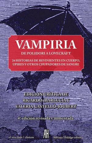 VAMPIRIA DE POLIDORI A LOVECRAFT - NE