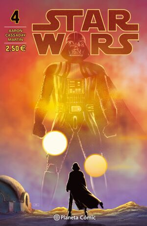 STAR WARS Nº 04