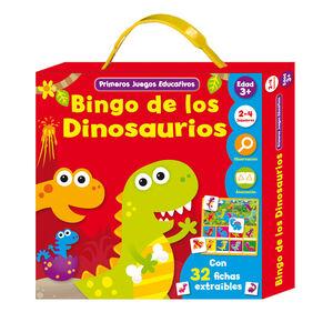 BINGO DE LOS DINOSAURIOS