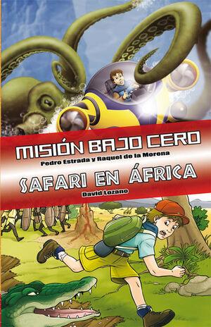 ÓMNIBUS MISIÓN BAJO CERO / SAFARI EN ÁFRICA