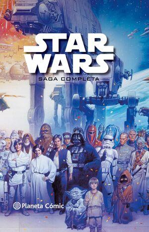 STAR WARS LA SAGA (NUEVA EDICIÓN)