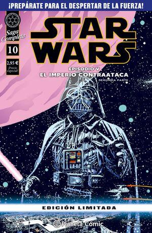 STAR WARS EPISODIO V (SEGUNDA PARTE)