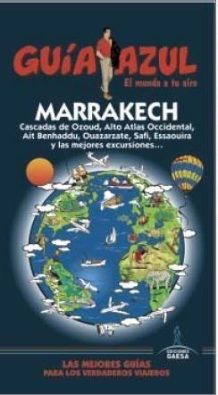 GUIA AZUL MARRAKECH