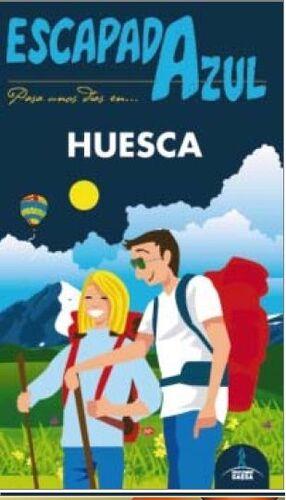 HUESCA  ESCAPADA AZUL