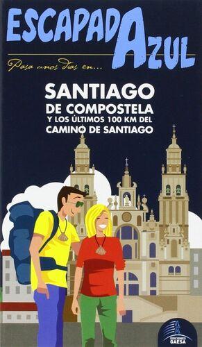 SANTIAGO DE COMPOSTELA  ESCAPADA AZUL