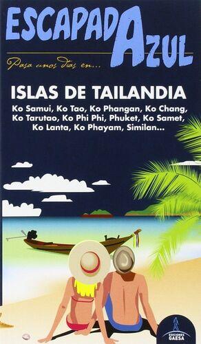 ISLAS DE TAILANDIA ESCAPADA
