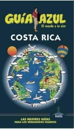 GUÍA AZUL COSTA RICA