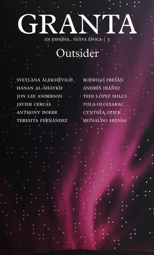GRANTA 3. OUTSIDER