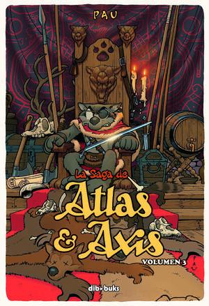 LA SAGA DE ATLAS Y AXIS 3