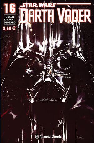 STAR WARS DARTH VADER Nº 16/25