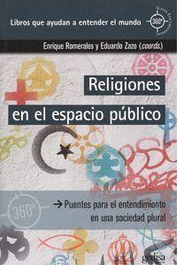 RELIGIONES EN EL ESPACIO PÚBLICO