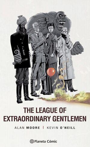 THE LEAGUE OF EXTRAORDINARY GENTLEMEN Nº 02/03 (EDICIÓN TRAZADO)