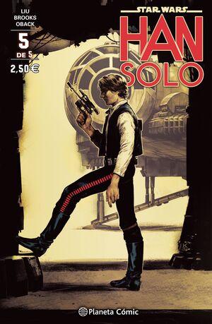 STAR WARS HAN SOLO Nº 05/05