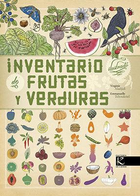 INVENTARIO ILUSTRADO DE FRUTAS Y VERDURAS
