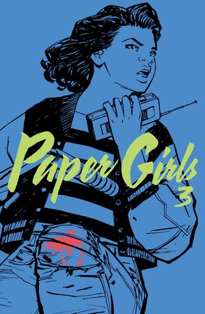 PAPER GIRLS Nº 03/30