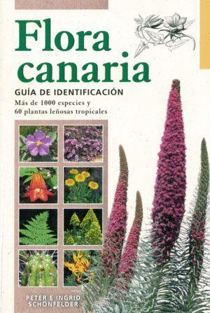 FLORA CANARIA. GUÍA DE IDENTIFICACIÓN