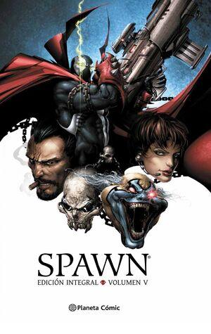 SPAWN (INTEGRAL) Nº 05 (NUEVA EDICIÓN)