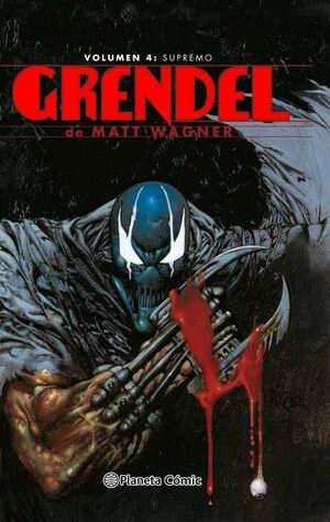 GRENDEL OMNIBUS Nº 04/04