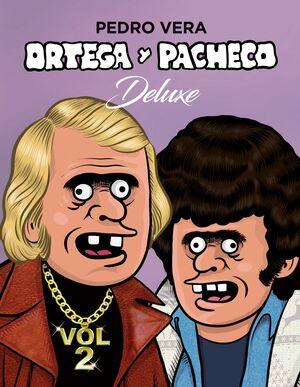 ORTEGA Y PACHECO DELUXE VOL. 2