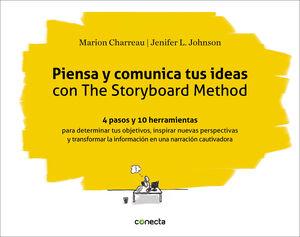 PIENSA Y COMUNICA TUS IDEAS CON THE STORYBOARD METHOD