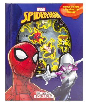 SPIDER-MAN. HISTORIAS ANIMADAS