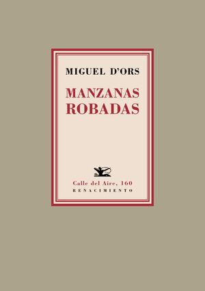 MANZANAS ROBADAS